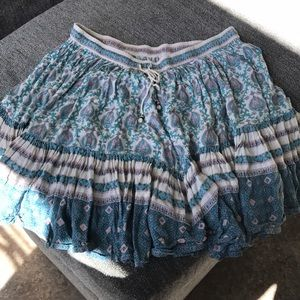 Spell and the gypsy Oracle miniskirt